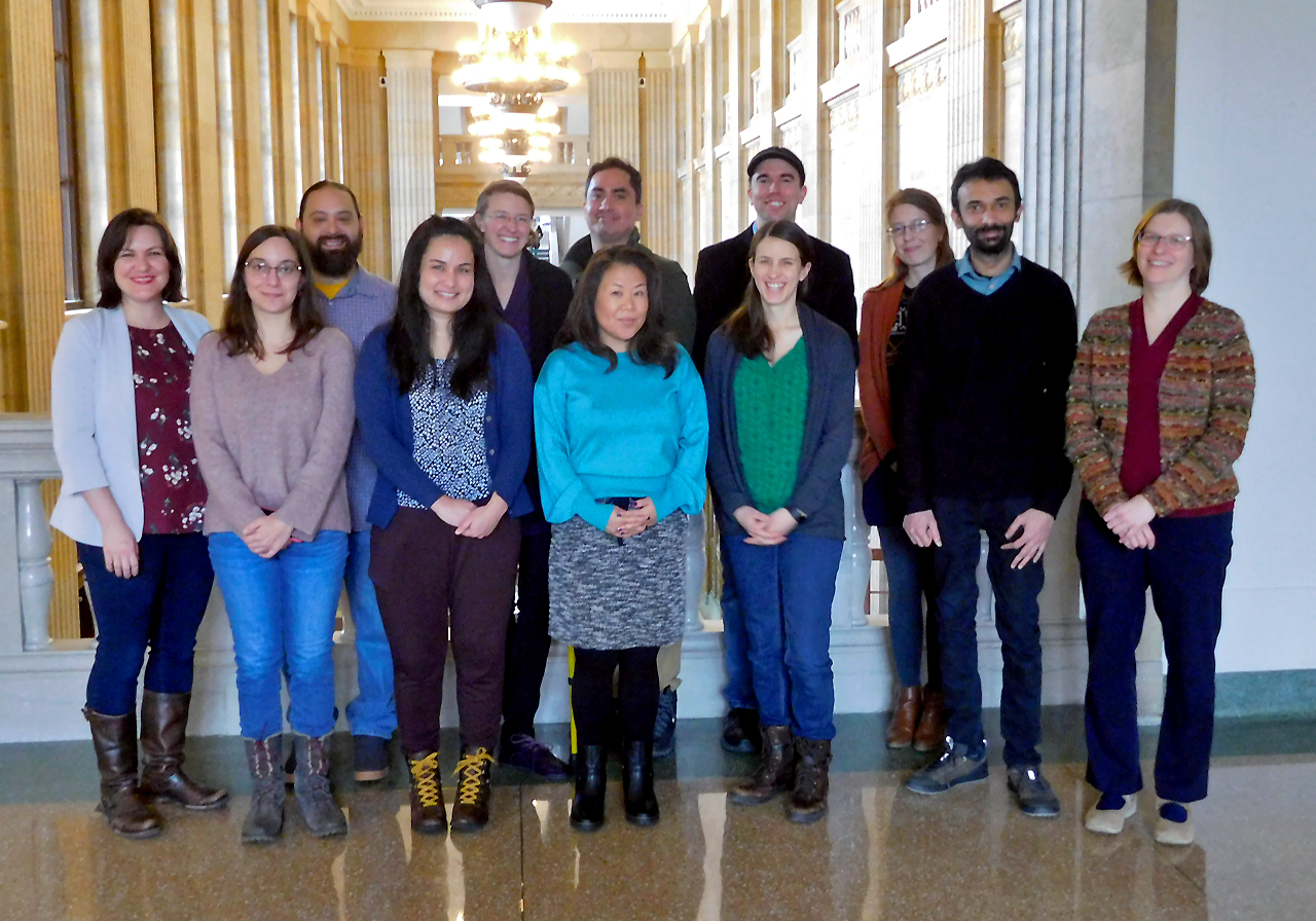 Spring 2020 IAS Fellows